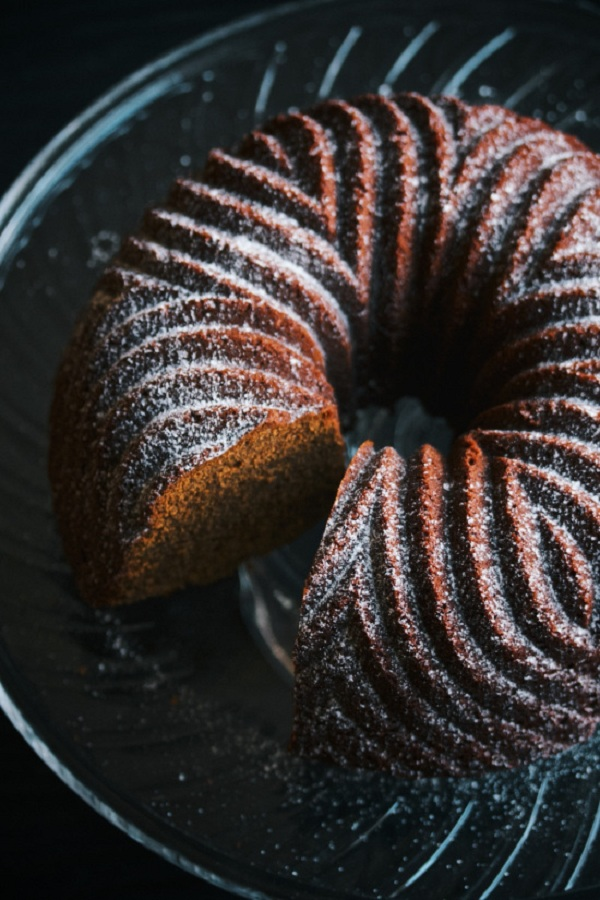 gingerbread cake - Movita Beaucoup