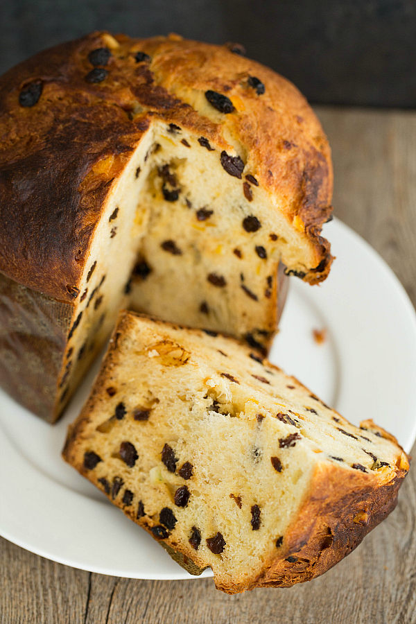 panettone - brown eyed baker